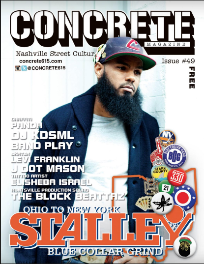 Stalley Concrete Magazine