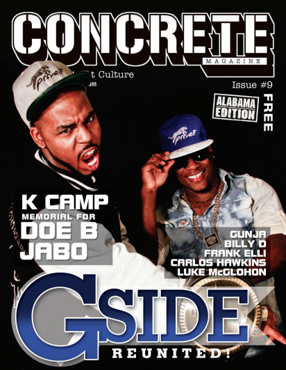 g side concrete magazine