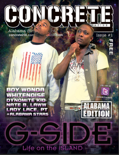 G-Side Concrete Magazine