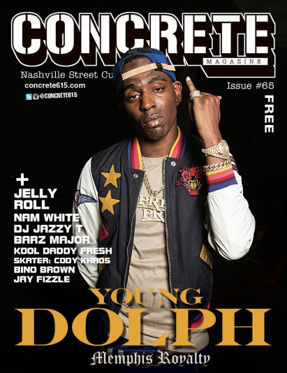 young dolph concrete magazine