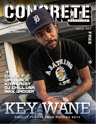 Key Wane Concrete Magazine