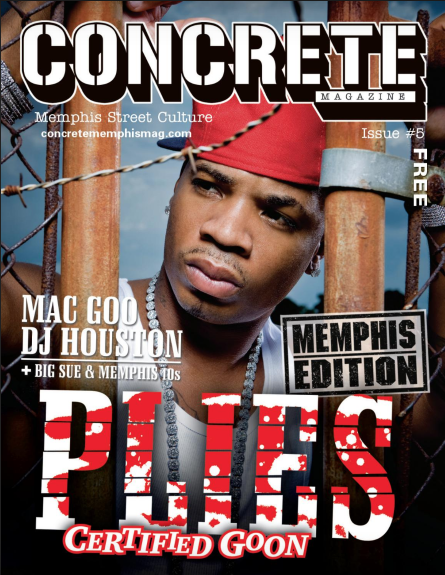 PLIES Concrete Magazine